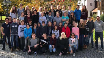 Klassensprecherseminar in Steinerskirchen